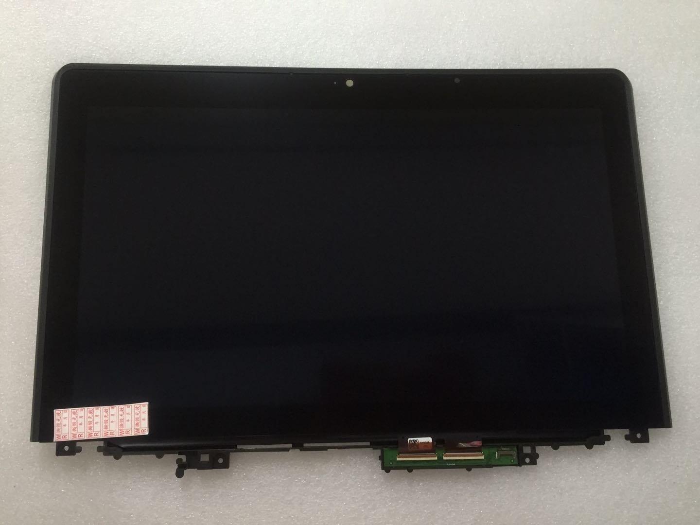 """12.5""""LCD Display Touch Screen Digitizer Assembly With Bezel For Lenovo ThinkPad S1 S240 Yoga 12 / SU8E-12H02AU-01X / AP10D00010"""