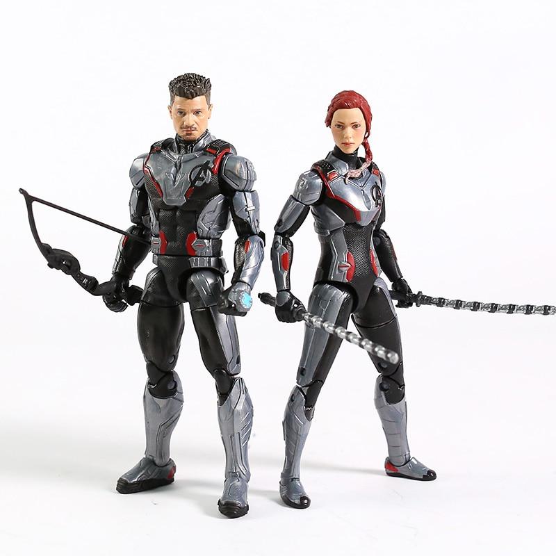 original-font-b-avengers-b-font-endgame-hawkeye-iron-man-black-widow-nebula-pvc-action-figure-collectible-model-toy