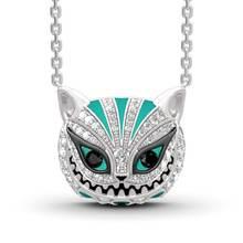 Модное популярное роскошное инкрустированное цирконием ожерелье