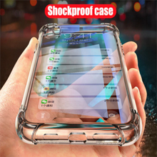 Ultrathin Shockproof Soft TPU Silicone Transparent Clear Cases Phone Crystal Back Cover Coque Fundas for Motorola G5 G5+ Plus