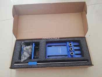 Hand werkzeuge, 08450 bohren guide kit, Holzbearbeitung werkzeug, 3 in 1 Bohren locator,