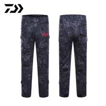 Дайв рыбалка брюки для походов на открытом воздухе походные Winproof мужские брюки питон дышащие быстросохнущие камуфляжные штаны рыболовные