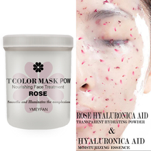 Wholesale DIY SPA Beauty Salon Home Use Whitening Rose Gold Peel Off Modeling Facial Soft Hydro Jelly Mask Powder