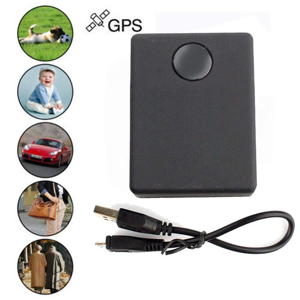 Mini GPS Tracker Car GPS Locator Mini Tracker Car Gps Tracker Anti-Lost Recording Tracking Device Voice Control Can Record
