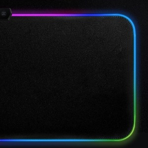 Image 5 - DIY Custom Mouse Pad RGB LED Large Gaming Mouse Pad Laptop Desk Pad  for Player Speed Control, Comfortable and Durable