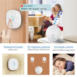 Image 3 - KERUI Tuya Multifunctional Gateway WIFI Home Security Intelligent Smart Alarm System Work With Google Assistant/Alexa Control