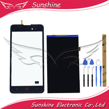 High Quality LCD Display For BQ BQ-5035 Velvet BQ5035 5035 BQS Touch Screen