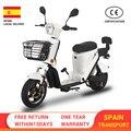 Электромотоцикл BENOD с аккумулятором, мощный энергосберегающий электродвигатель, скутер, мопед, велосипед, ЕС Транс