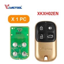 XHORSE XKXH02EN Universal Remote Key 4 Tasten Goldene Stil Englisch Version für VVDI Mini Schlüssel Werkzeug Max XP005