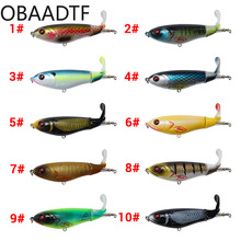 lure Propeller tractor hard bait 17g 10.5cm lure bait floating pencil lure lure cross-border fishing tackle fishing bait  lure