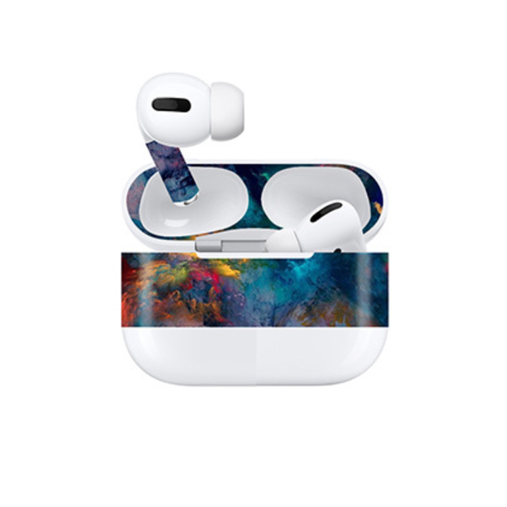 Camouflage Color Dust Guard for AirPods Pro 37