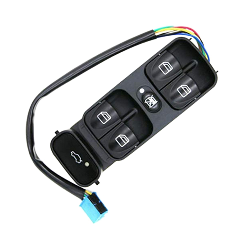 Power Control Window Switch Button For MERCEDES C CLASS W203 C180 C200 C220 2038210679 A2038210679