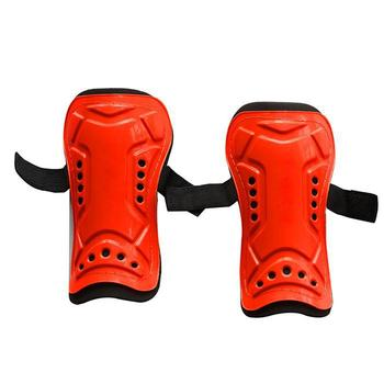 Safety Football Shinguard Legs Protector Sports Cycling Professional Leg Competition Soccer Shin Guard Pads 2PCS image