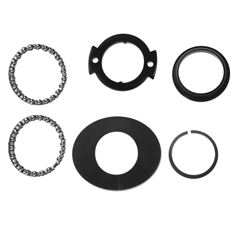 Передняя вилка подшипника чаши вращающиеся части полюс вращения комплект для XIAOMI MIJIA M365 M187 скутер|Детали и аксессуары для скутера|   | АлиЭкспресс
