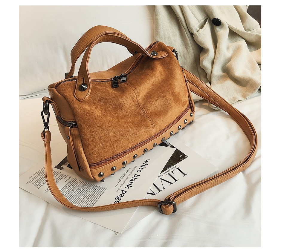 H2b2aec99b2b447a3826a97b17ad6ef383 - Fashion Women Top-handle Bags with s Large High Quality Leather Female Shoulder Bag Vintage Motorcycle Tote Bags Sac