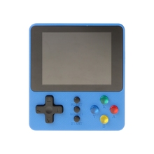 500 in 1 Mini Retro Game Console Video Game Console for Kids Built-in 500 Games F62C