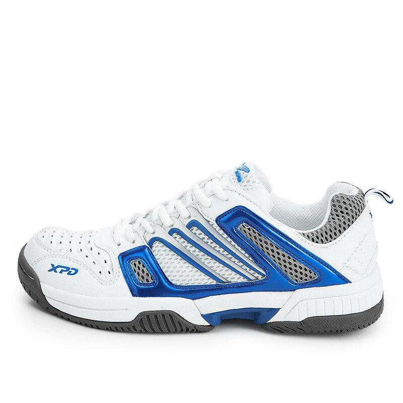 Профессиональная Обувь для бадминтона унисекс, Мужская мягкая обувь для бадминтона TD, тренировочная дышащая Нескользящая Легкая спортивная обувь для бадминтона-3
