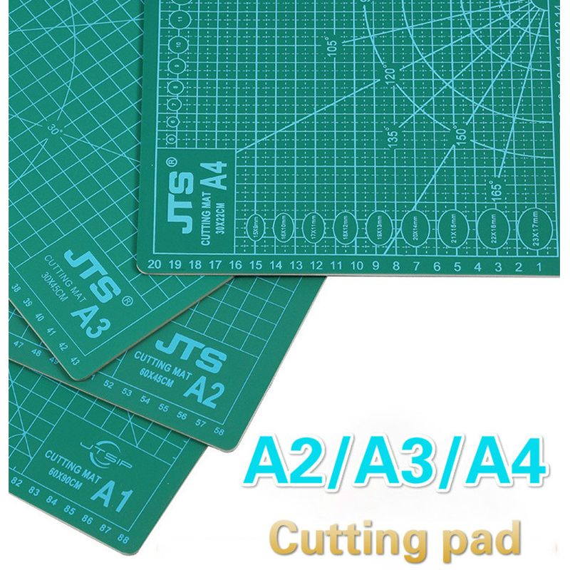 Cutting Pad Plate A2 A3 A4 Blade Plate Self-healing Double-sided Cutting Cutting Model Paper Carving Mold Pvc Carving Board