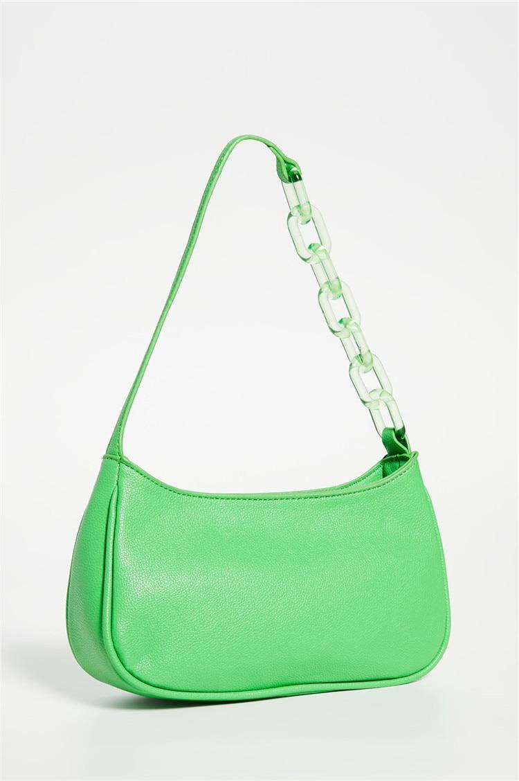 Novo designer de luxo couro bolsas femininas