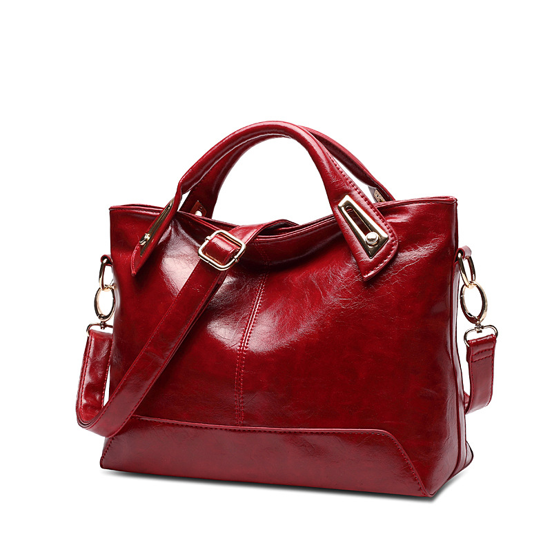 Crossbody Bags For Women Leather Designer Handbags High Quality Shoulder Bags Ladies Fashion Handbags Female Top-Handle Bag Tote