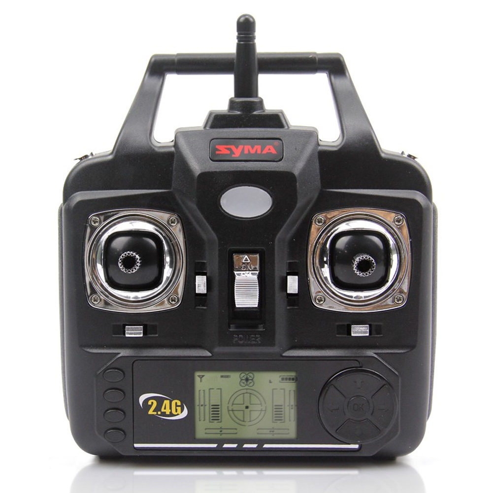 FOR SYMA 2.4 Ghz 4CH Transmitter Remote Control 4-Axis Aircraft X5C/X5SC/X5SW/X5-13 Version RC Helicopter Quadcopter Accessory
