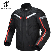GHOST RACING Autumn Motorcycle Jacket Men Waterproof Windproof Moto Jacket Riding Racing Motorbike Clothing Moto Protection winter and summer suits for men and women motorcycle racing suits riding clothes drop resistance waterproof motorcycle clothing
