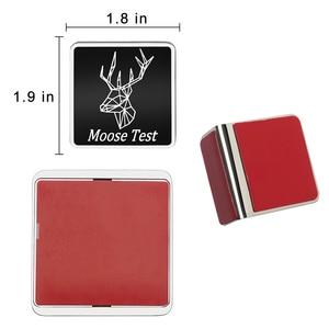 Image 4 - Metall Auto Grill Logo Emblem Moose Test Deer Aufkleber 3D Für Volvo S70 S80 S90 C30 XC40 XC60 XC70 XC80 XC90 V40 V50 Stamm Dekor