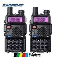 5r uv 2pcs Baofeng Uv5r מכשיר הקשר VHF UHF Dual Band שני הדרך רדיו Hf משדר Uv 5R Ham Radio Comunicador Uv5r ציד רדיו (1)