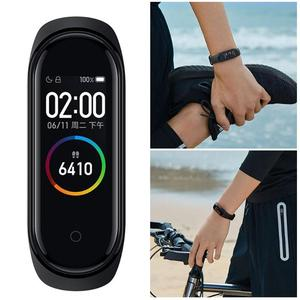 Image 2 - Xiaomi Mi Band 4 Smart Tough Screen Xiaomi Mi Band 4 Global 50m Waterproof Xiaomi Band 4 Heart Rate Fitness Tracker Miband 4 3
