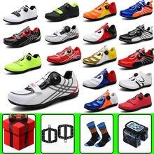 Обувь для велоспорта sapatilha ciclismo дышащая нескользящая