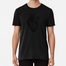 Camiseta Vintage de anatomía del corazón vintage retro anatomía médica medicina del corazón doctor enfermera cardio personalizable