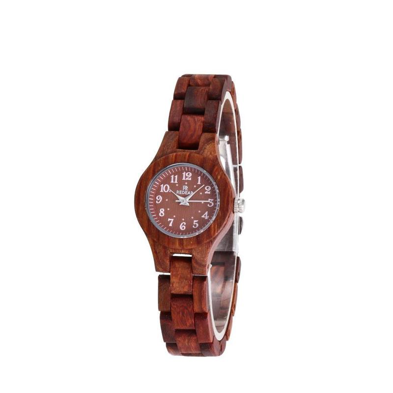 2020 Special Offer Promotion Ms Wooden Watch Luxury Rosewood Wood Table Amazon Fashion Manufacturers Supply A Substituting