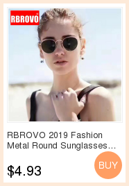 RBROVO 19 Plastic Vintage Luxury Sunglasses Women Candy Color Lens Glasses Classic Retro Outdoor Travel Lentes De Sol Mujer 6