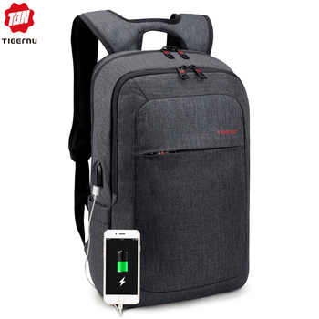 Tigernu Male Backpack Bag Brand 15.6 Inch Laptop Notebook Mochila for Men Splashproof Back Pack bag school backpack women - DISCOUNT ITEM  45% OFF All Category