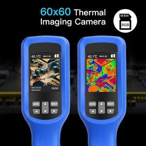 Seesii Infrared Camera Temperature-4--572 60x60 Handheld 8GB