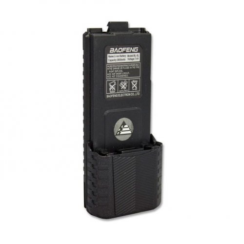Battery For Radio Baofeng Uv-5r (3800 MAh)