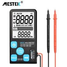 MESTEK Ultra-Portable Digital Multimeter Large 3.5 inch LCD 3-Line Dis