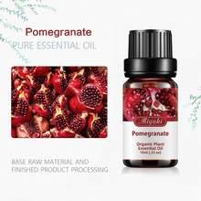 10 мл, красный гранатовый аромат, масло, арома-увлажнитель, распылитель, уход за кожей, снятие стресса, ароматерапия, эфирное масло
