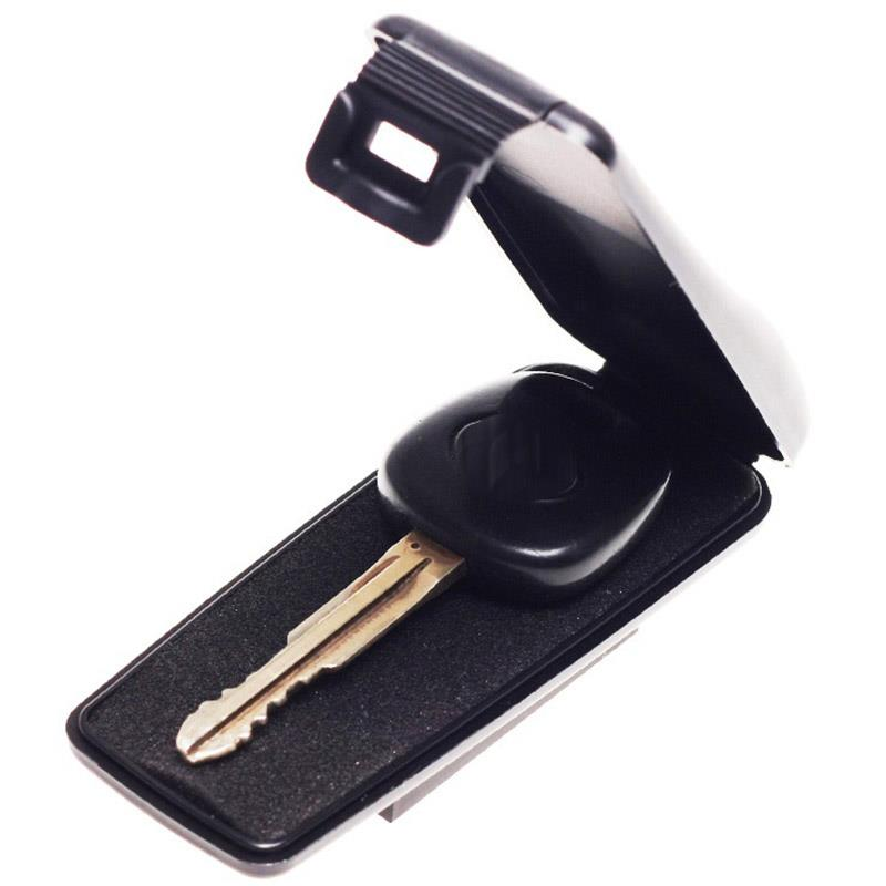 New Magnetic Car Key Holder Box Outdoor Stash Key Safe Box With Magnet For Home Office Car Truck Caravan Secret Box