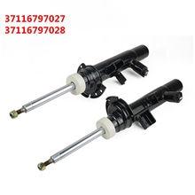 AP03 2 шт для BMW X3 F25 X4 F26 35i 37116797027, 37116797028 передний левый + правый амортизатор