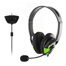 Headphones Wired Gaming Headset Earphones Music Microphone For PS4 Play Station 4 Game PC Chat computer With Microphone цена 2017