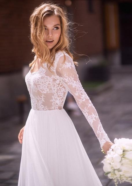 Robe de Mariage Bohème Chic Charlotte