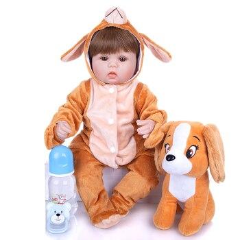 Кукла-младенец KEIUMI KUM17CB04-LW02 2