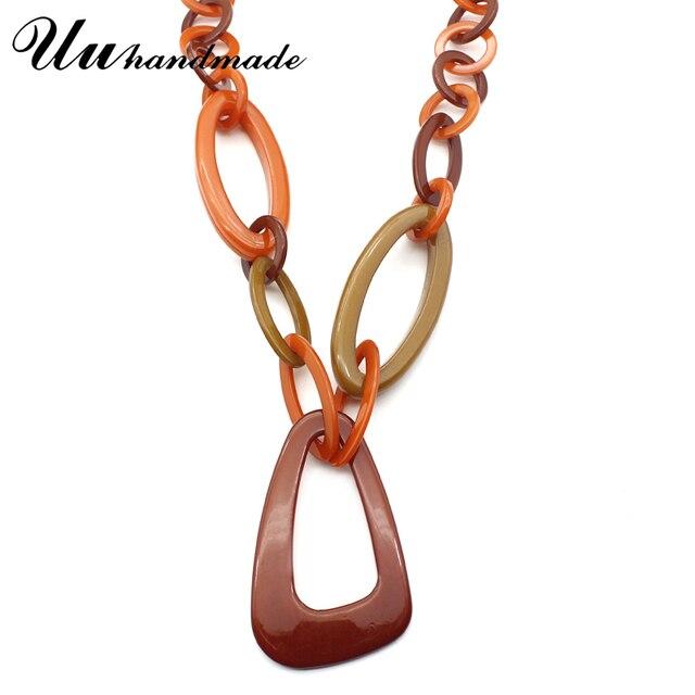 Фото модное удлиненное ожерелье женские ювелирные изделия в стиле цена