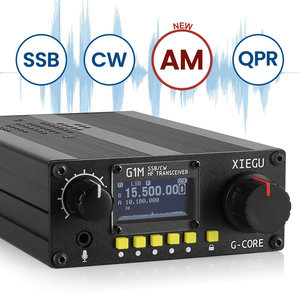 Image 3 - 2019 新 Xiegu G1M HF トランシーバクワッドバンド QRP SDR 短波 5 ワット SSB CW AW 0.5  30 ポータブル携帯ラジオアマチュア入力レベル