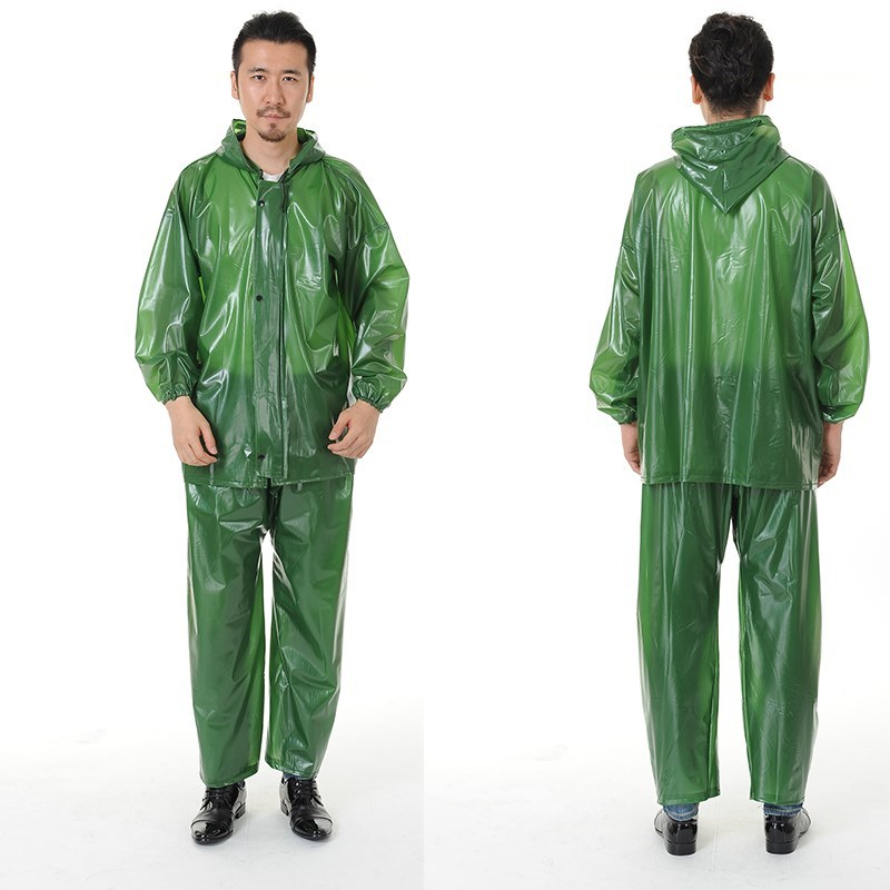 Impermeable Raincoat Coat Women Travel Transparent Motorcycle Men Rain Coat Lightweight Blouse Jetable Reusable Rain Coat MM60YY(China)