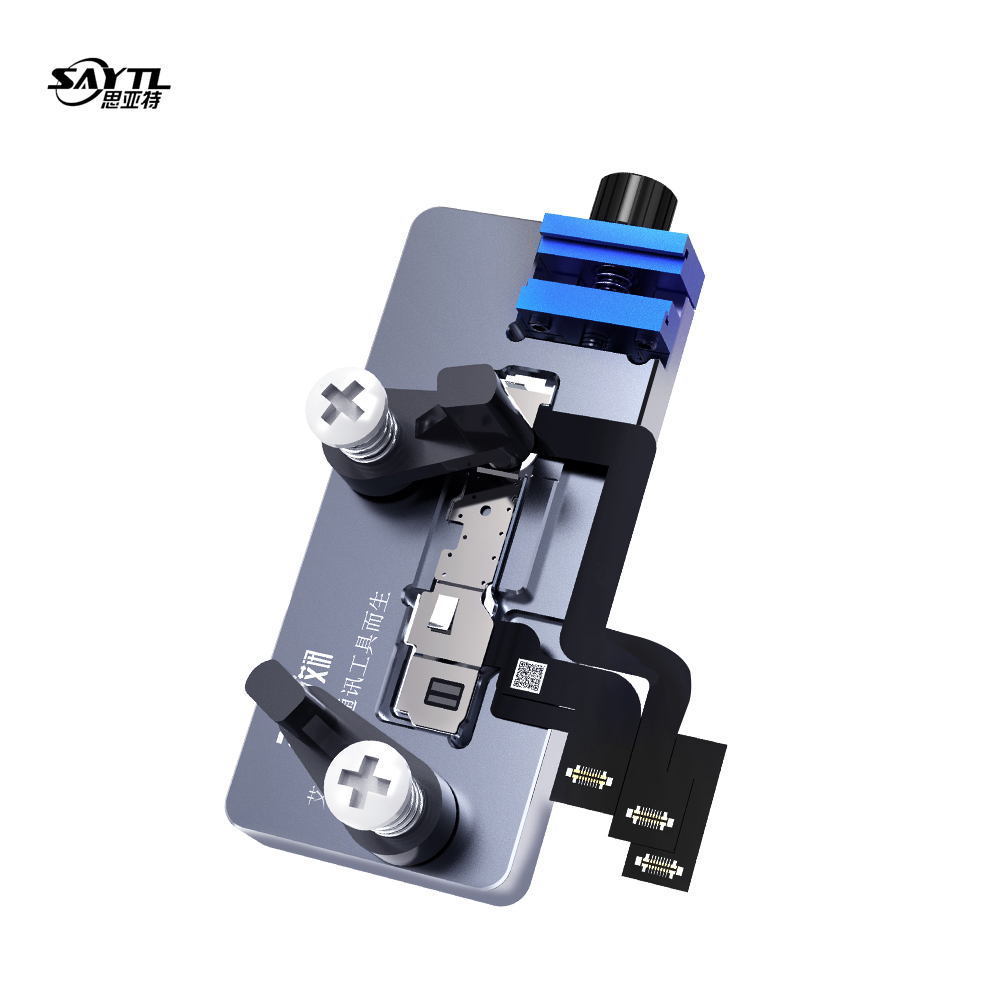 Phone Dot Matrix Repair Fixture for X XS XSMAX 11 11pro MAX Face ID Repair Holder Front Camera IC chip soldering fixed tool