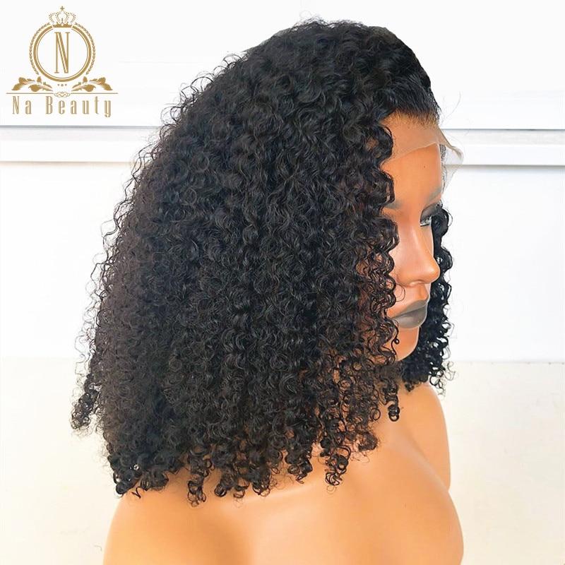 do laço peruca de cabelo humano pré