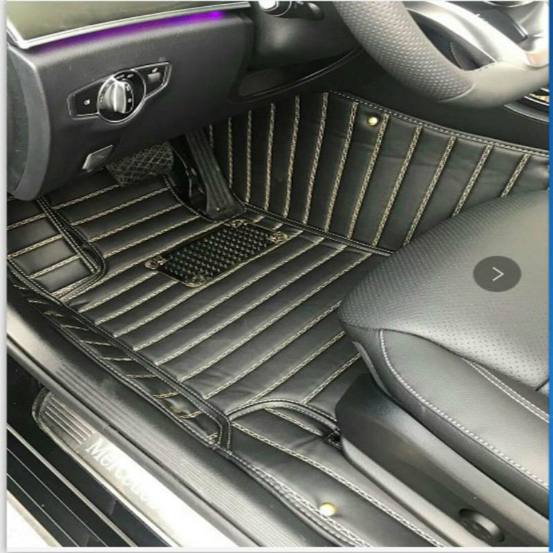 Full Cover Carpet Custom Left/Right Hand Drive LHD/RHD Car Floor Mats for MITSUBISHI ASX GALANT LANCER OUTLANDER GRANDIS PAJERO|Floor Mats|   - title=