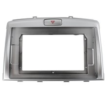 Mobil Radio Fasia untuk Great Wall Hover H6 Haval Sport 10.1 Inci Stereo Dvd Player Dashboard Kit Face Plate(China)
